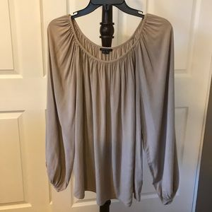 Theory pleasant blouse size S. Good condition.